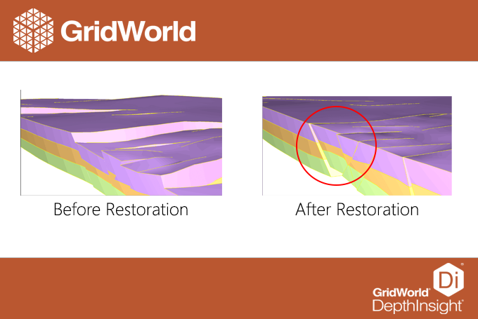Increase Reservoir Accuracy through Structural Restoration