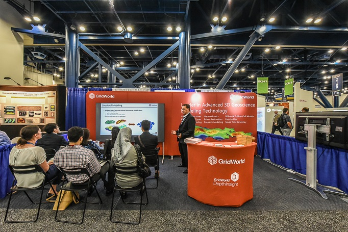 GridWorld achieved a complete success at AAPG 2017
